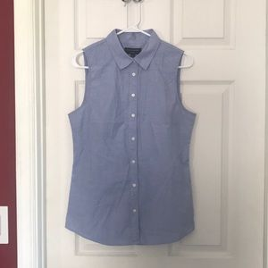 Banana Republic Factory tailored fit button down